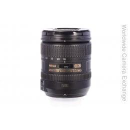 Nikon 16-85mm f3.5-5.6 AF-S DX G VR, almost mint