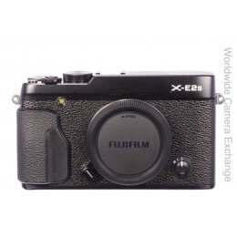 Fuji X-E2s body, black, MINT!