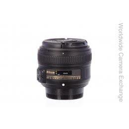 Nikon 50mm f1.8 AF-S G, MINT!