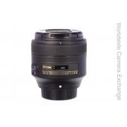 Nikon 85mm f1.8 AF-S G, MINT!