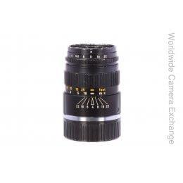 Leica 90mm f4 Elmar C, excellent 'user'!