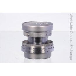 Leitz (Leica) 5cm (50mm) f2 Summicron, screw mount, very clean example