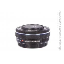 Olympus 14-42mm f3.5-5.6 M.Digital Zuiko EZ, MINT!