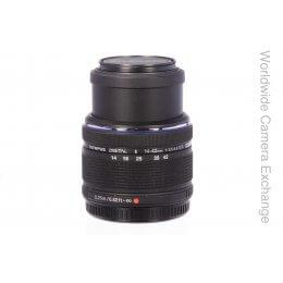 Olympus 14-42mm f3.5-5.6 M.Digital Zuiko II R, almost mint