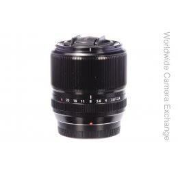Fuji 60mm f2.4 XF R Macro, almost mint