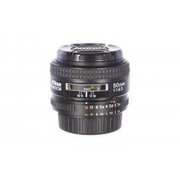 Nikon 50mm f1.4 AF D lens, MINT!