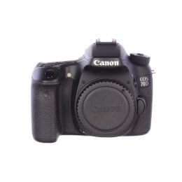 Canon EOS 70D body, 540 actuations, MINT
