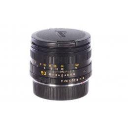 Leica 50mm f2 Summicron R
