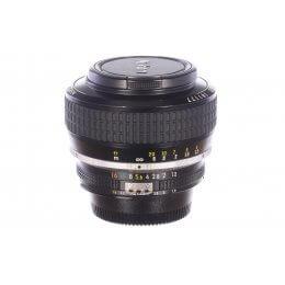Nikon 58mm f1.2 Noct-Nikkor AIS, almost mint