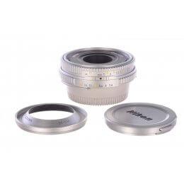 Nikon 45mm f2.8 Nikkor P AIS, pancake lens, almost mint