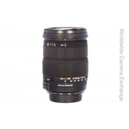 Sigma 18-200mm f3.5-6.3 DC OS, Canon fitting