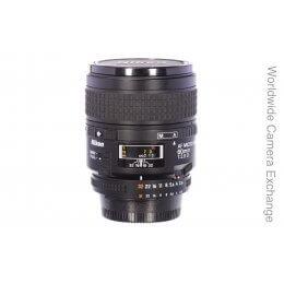 Nikon 60mm f2.8 Macro AF D, almost mint