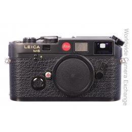 Leica M6 body