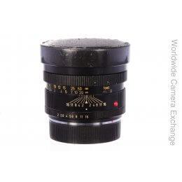 Leica 90mm f2 Summicron R, 3 cam