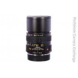 Leica 100mm f4 Macro-Elmar R, 3 cam
