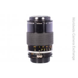 Nikon 105mm f4 Macro AIS, excellent user!