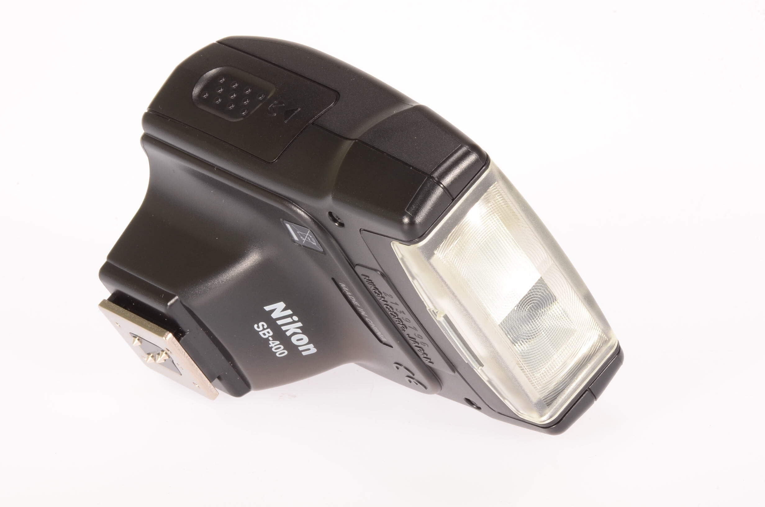 Nikon SB 400 Speedlight, mint!