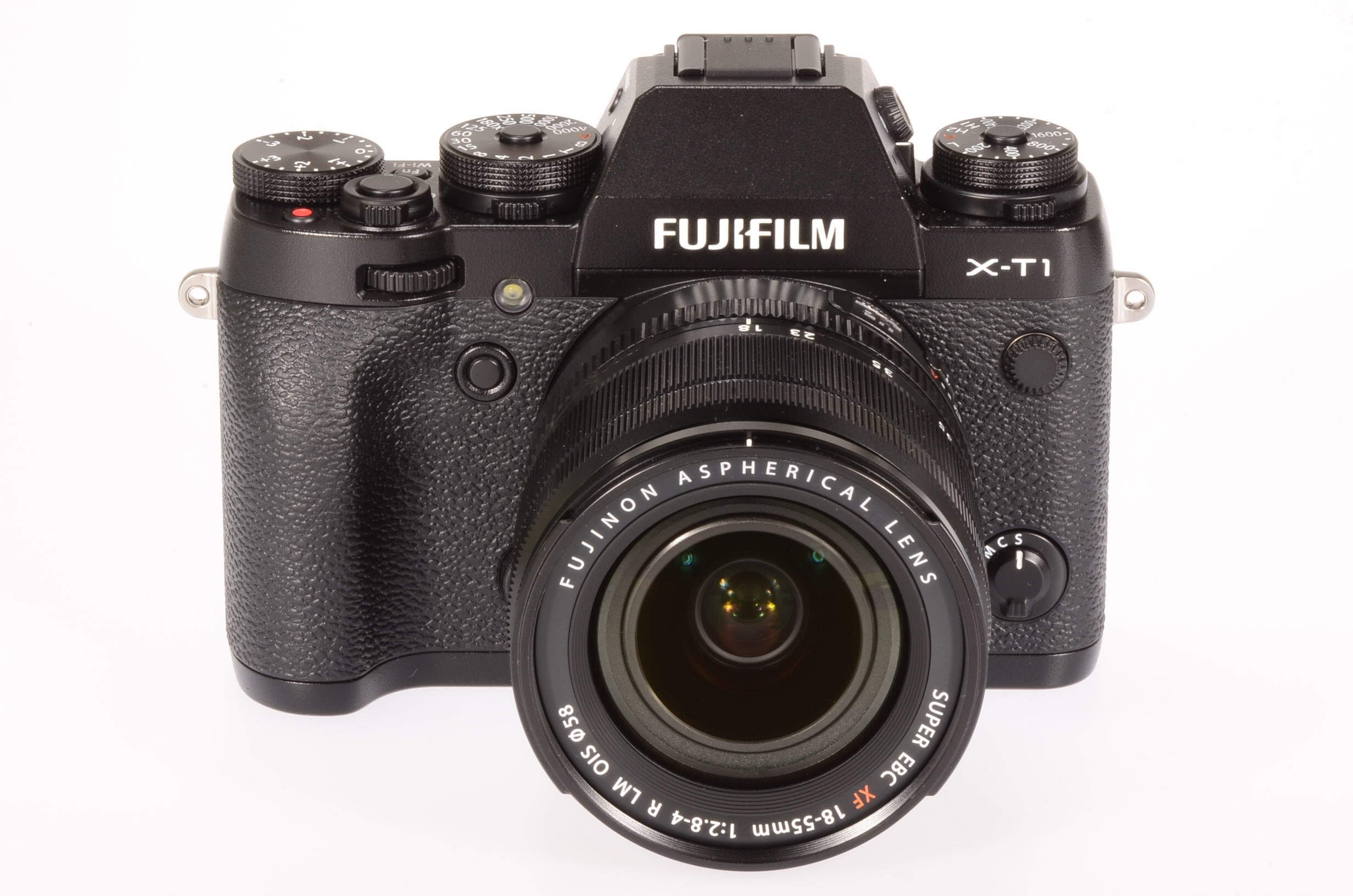 Fuji X-T1 with 18-55mm lens, UK supplied, 6 weeks old!