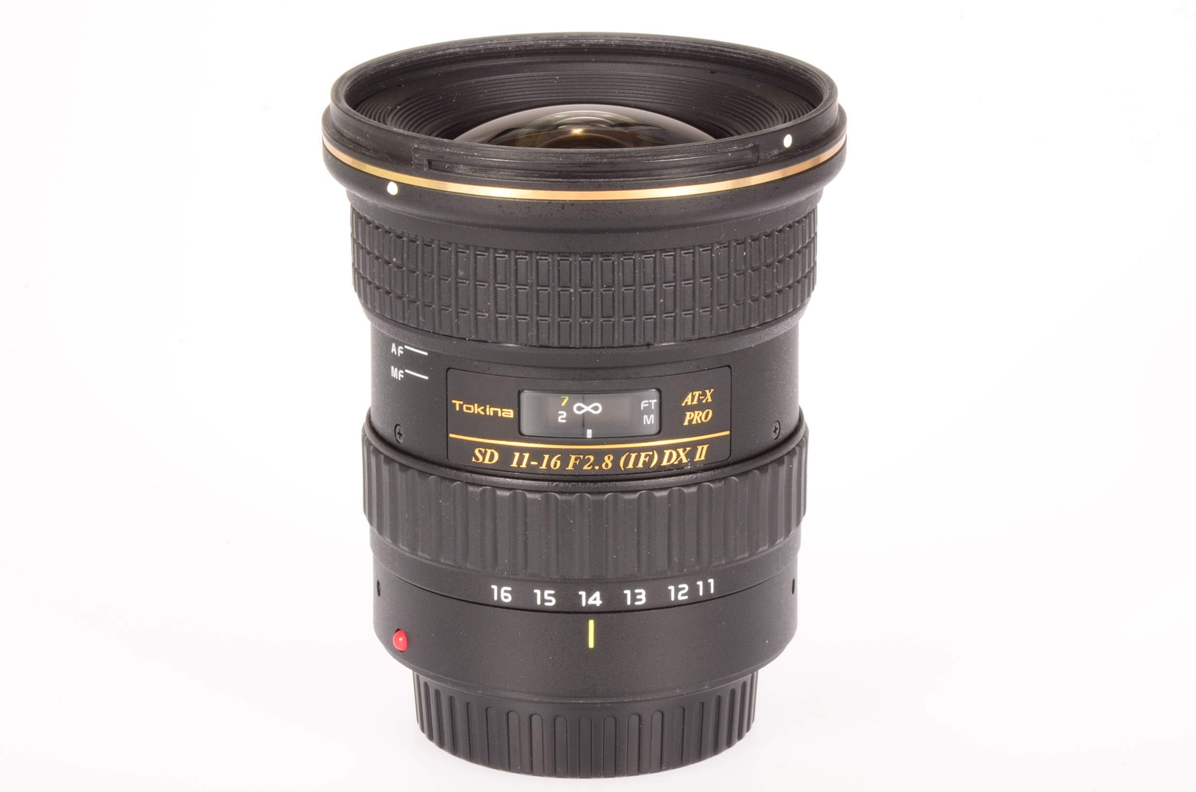 Tokina 11-16mm f2.8 AT-X Pro II, Canon EOS fitting, mint!