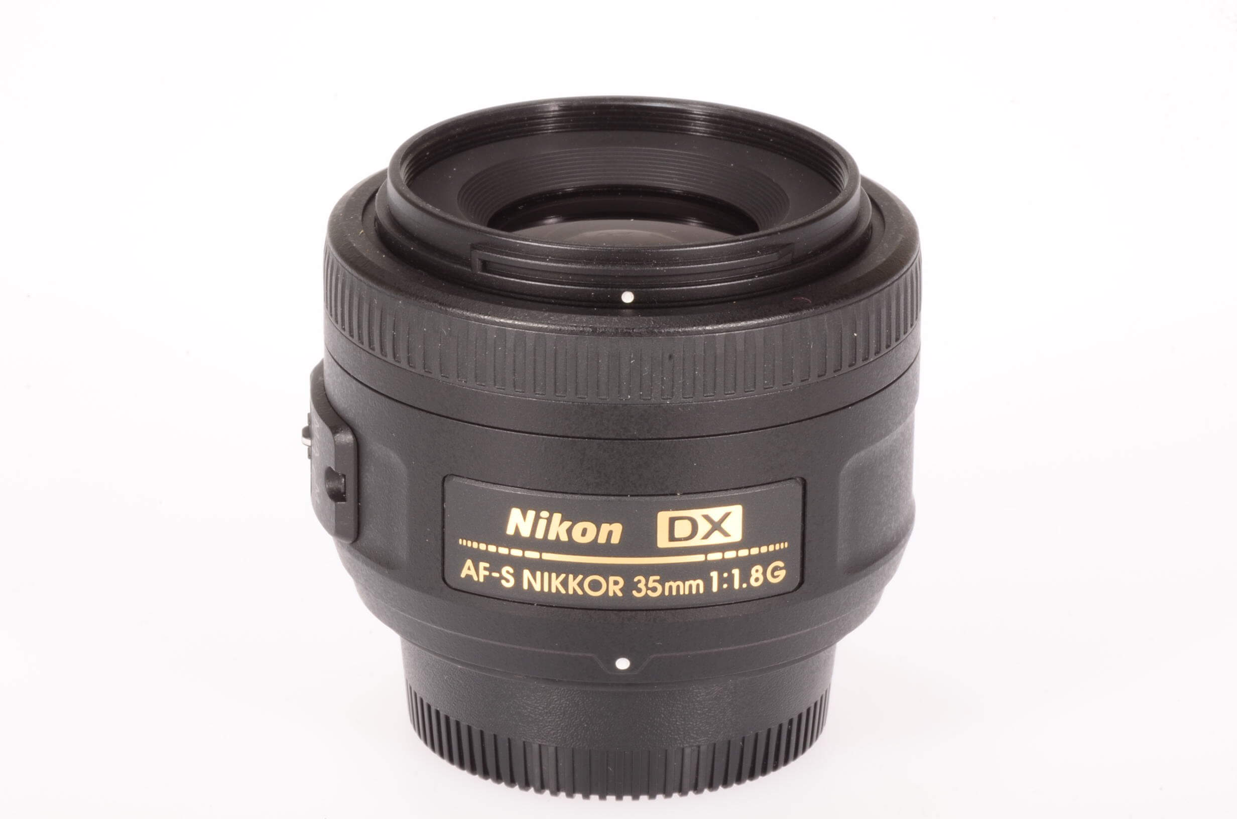 Nikon 35mm f1.8 Nikkor DX AF-S G, totally mint!