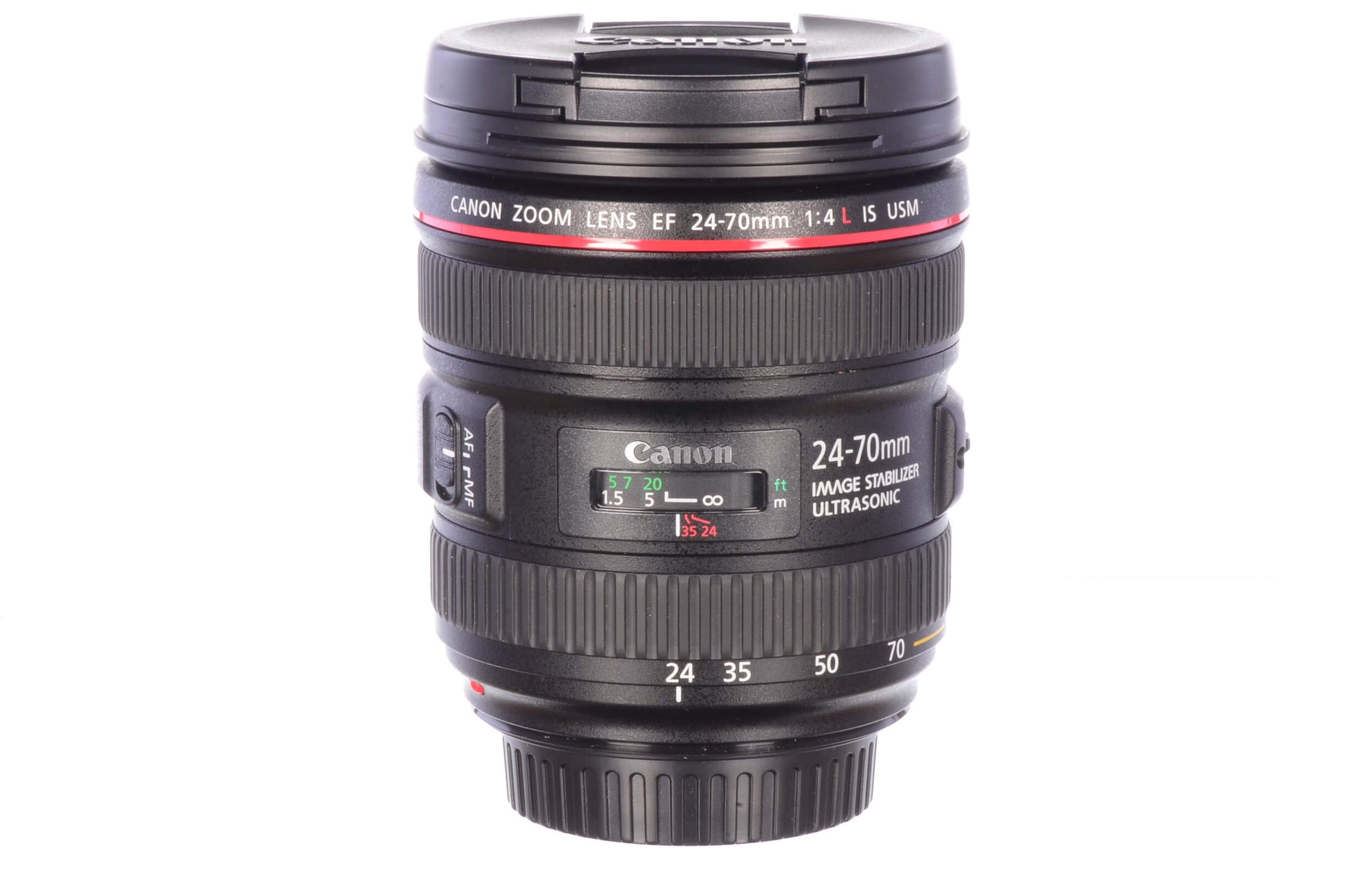 Canon 24-70mm f4 L IS USM, UK supplied, MINT!