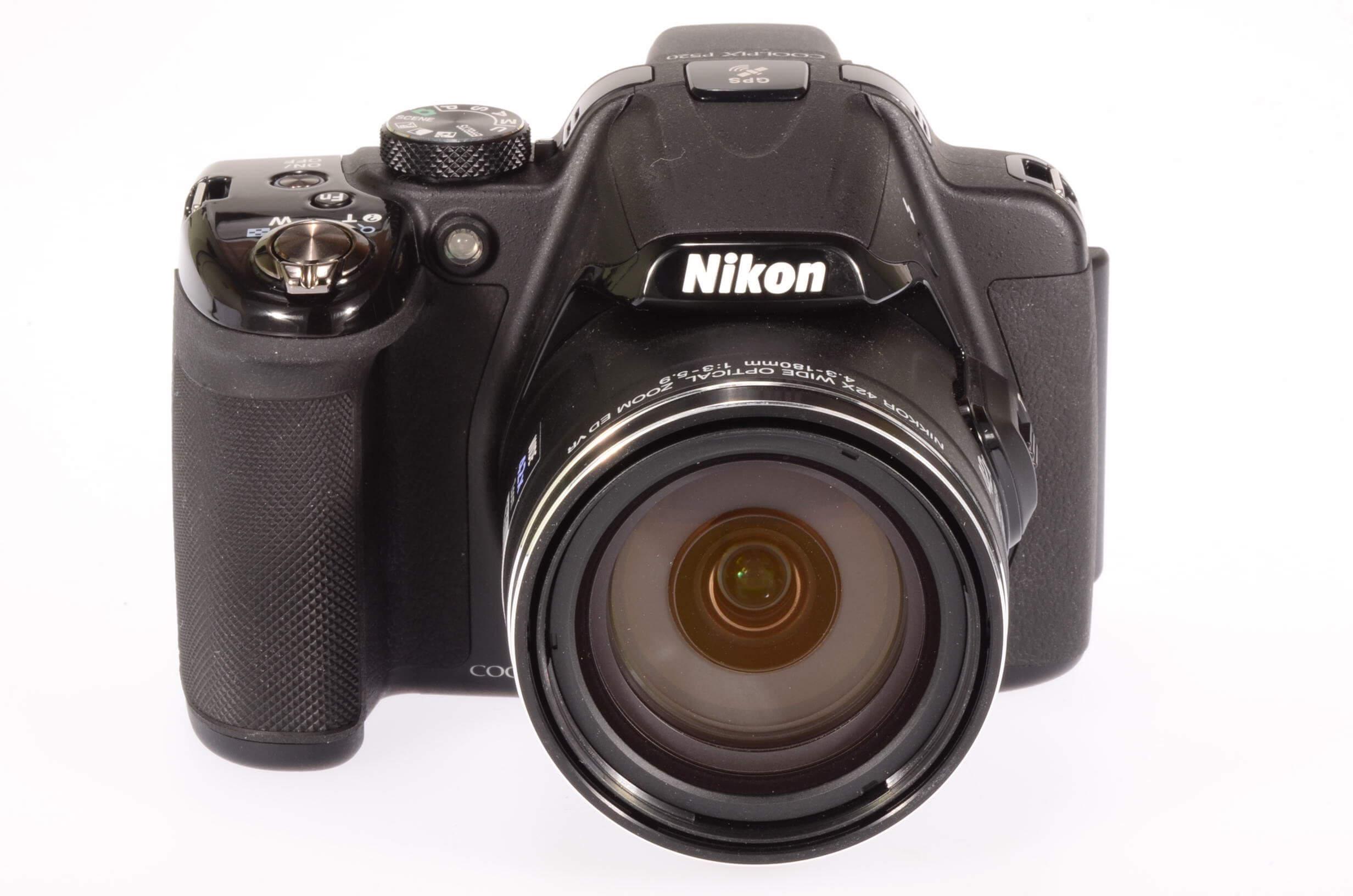 Nikon Coolpix P520 camera, gorgeous condition - mint!