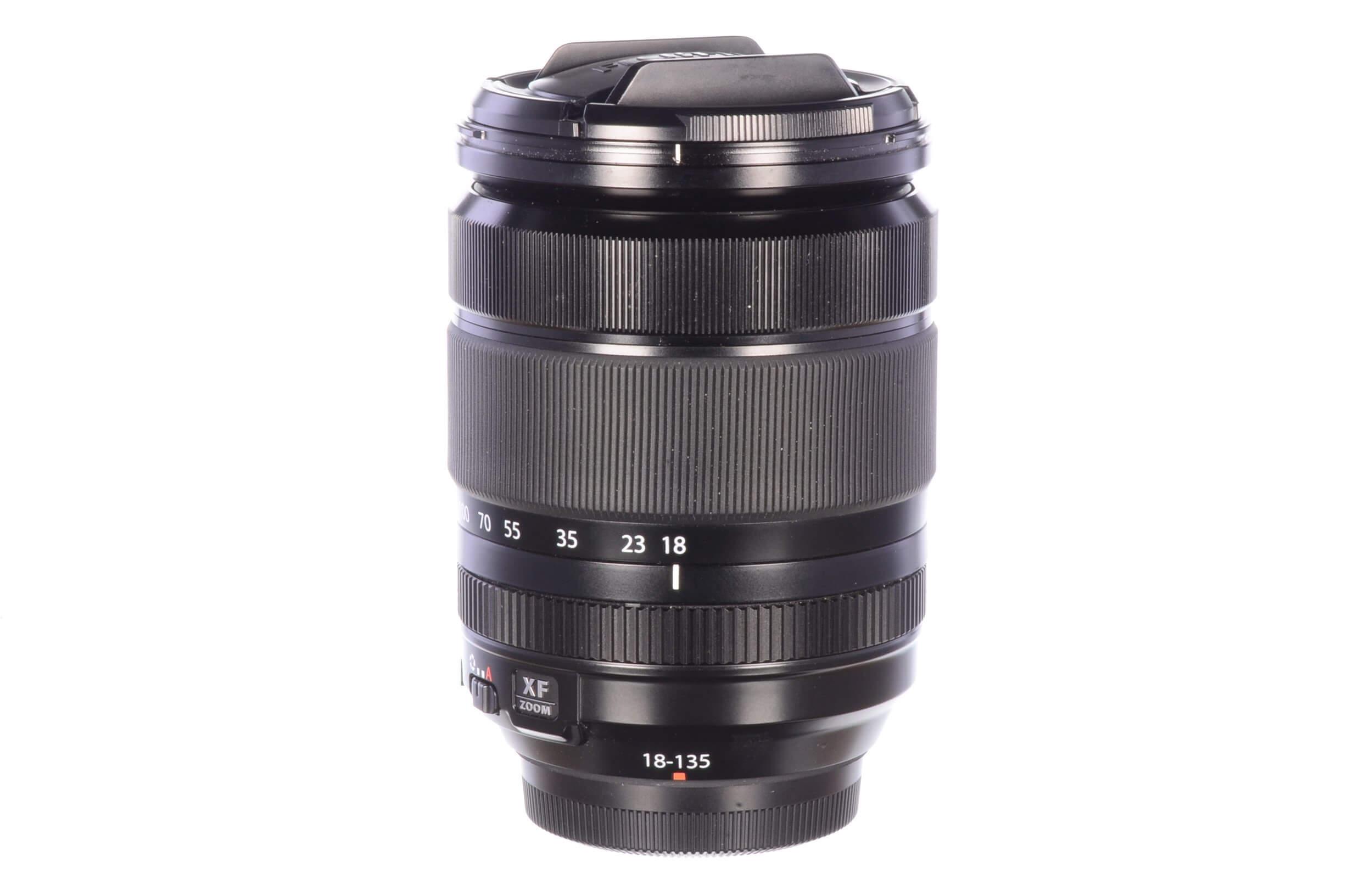 Fuji 18-135mmf3.5-5.6 R LM OIS WR, almost mint