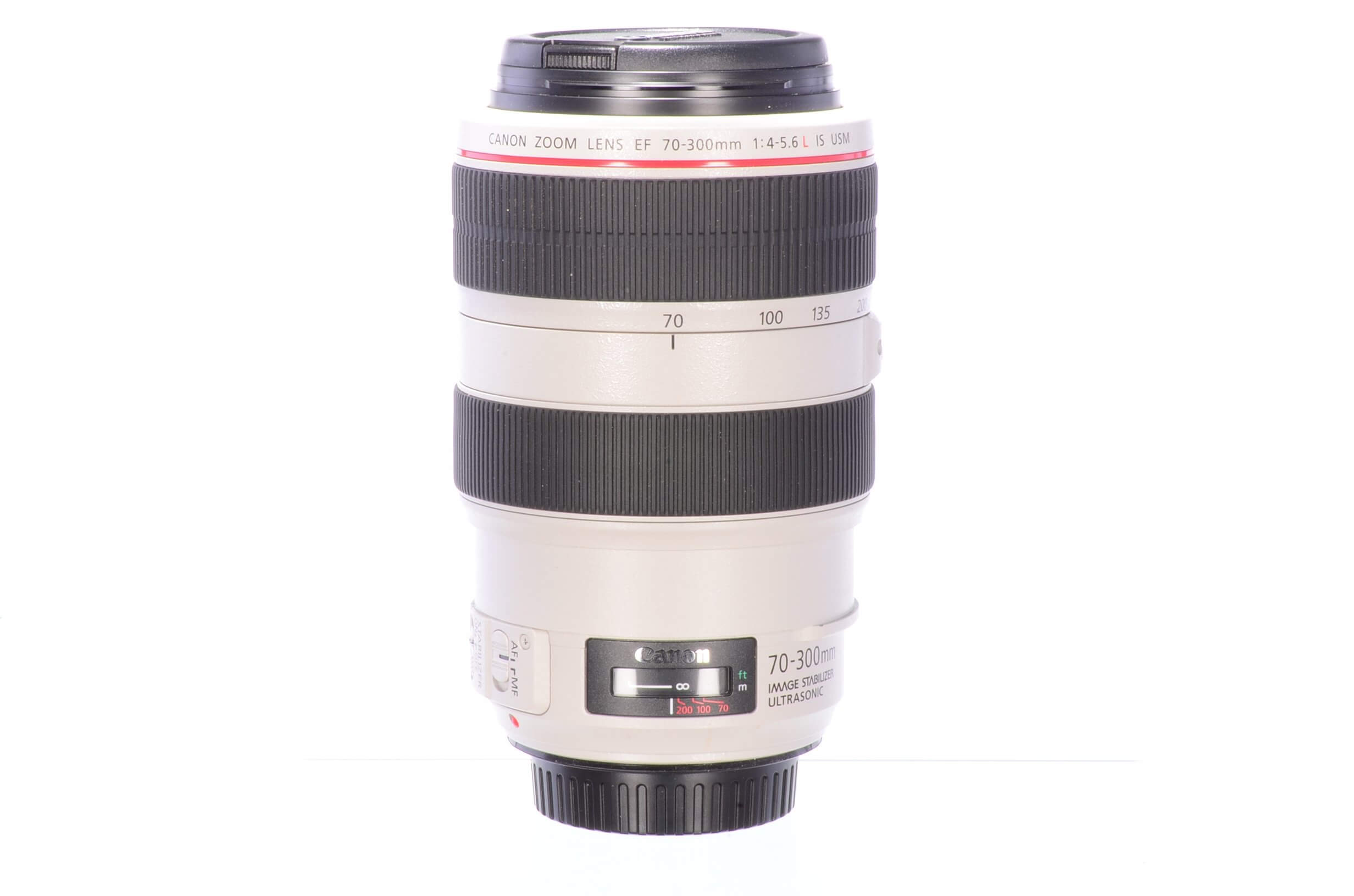 Canon 70-300mm f4-5.6 L IS USM, boxed, MINT!