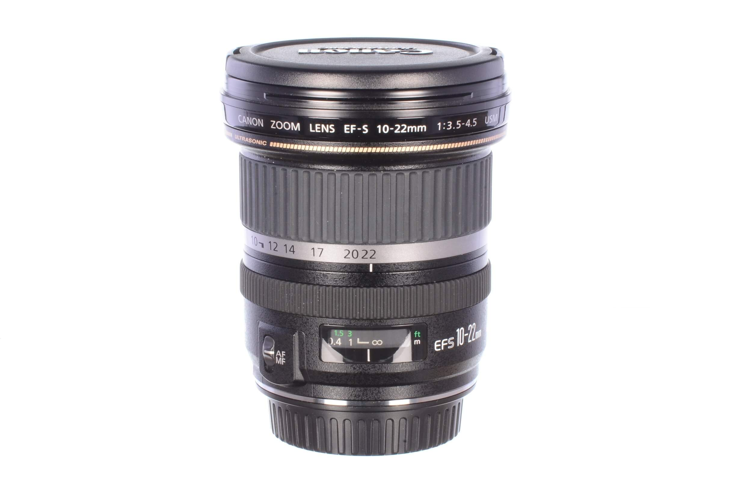 Canon 10-22mm f3.5-4.5 EFS USM, boxed, MINT!