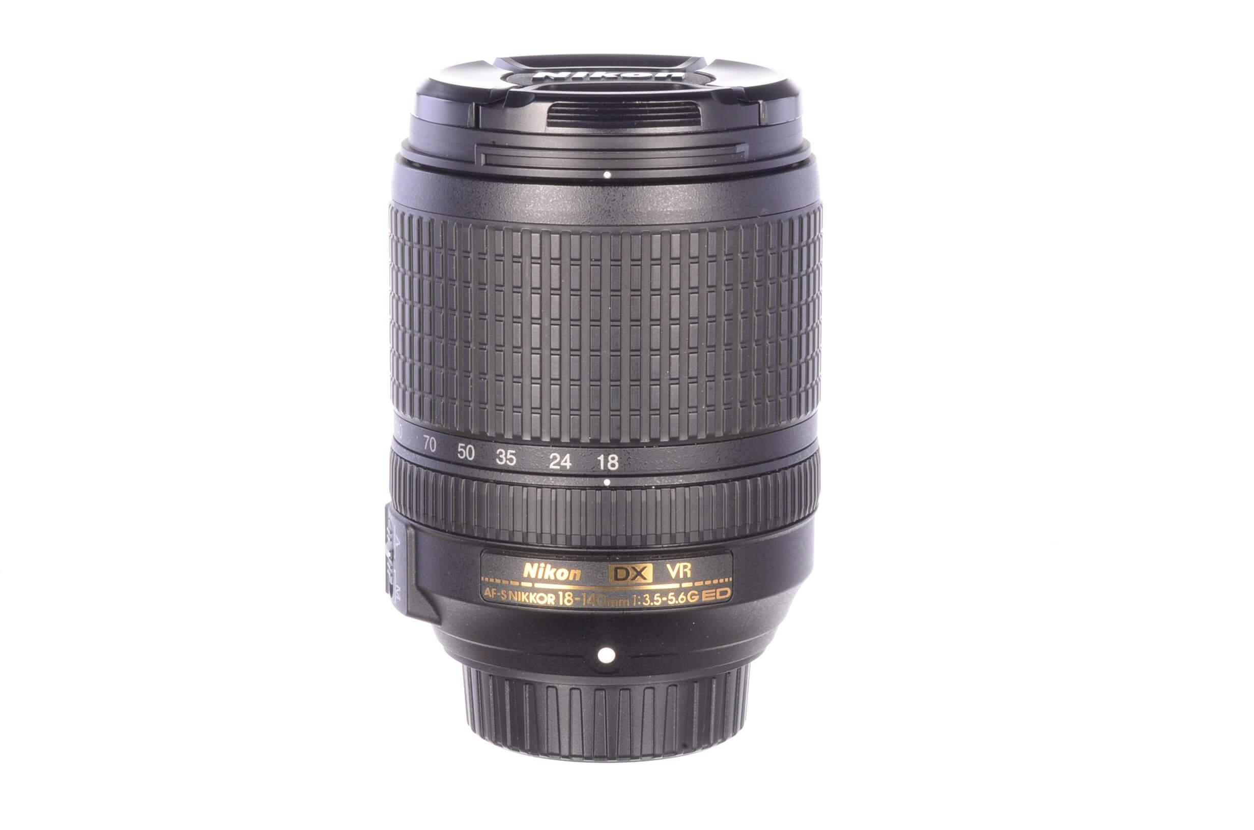 Nikon 18-140mm f3.5-5.6 AF-S DX G ED VR, stunning!