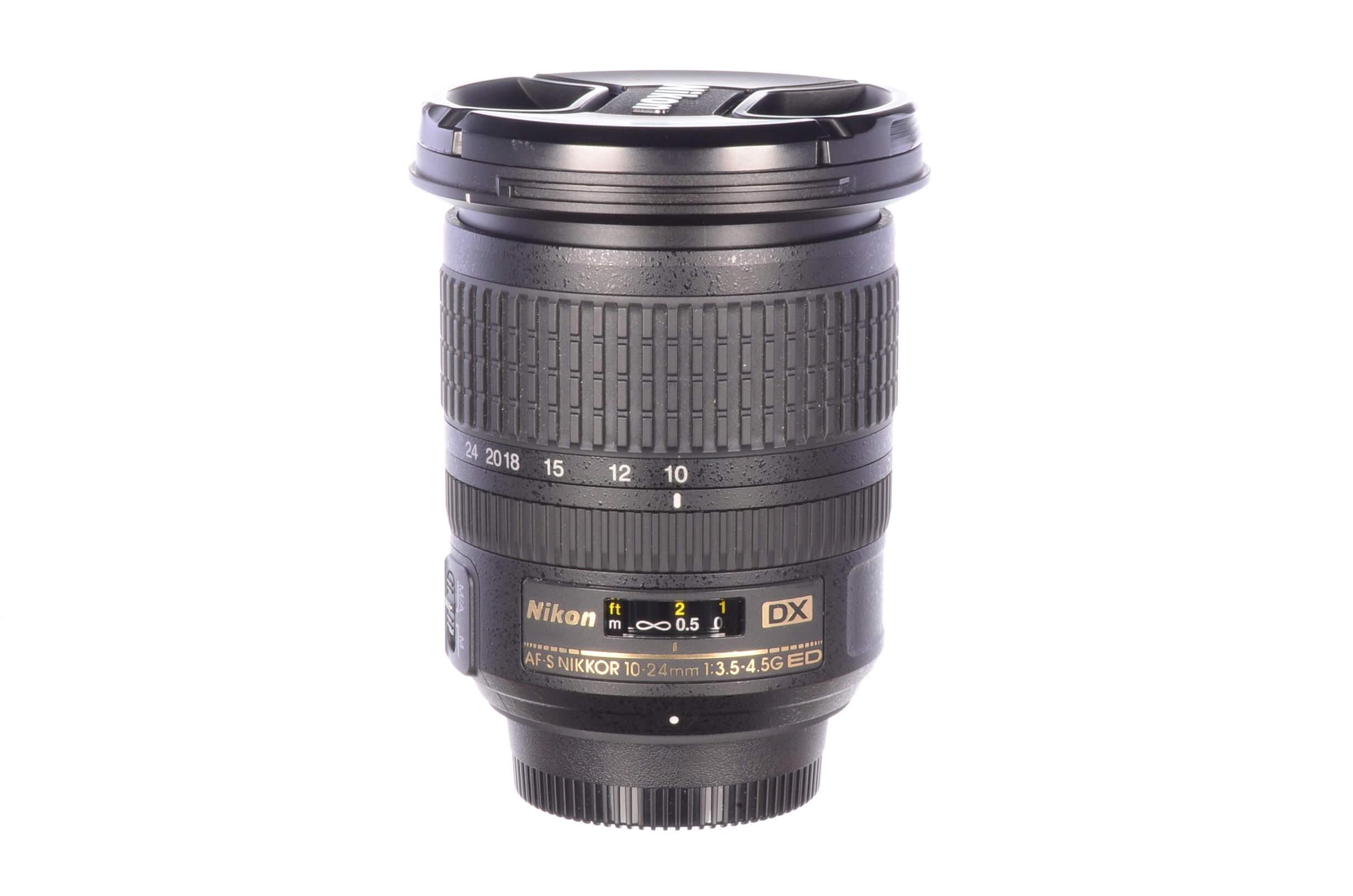 Nikon 10-24mm f3.5-4.5 AF-S DX G ED, stunning!