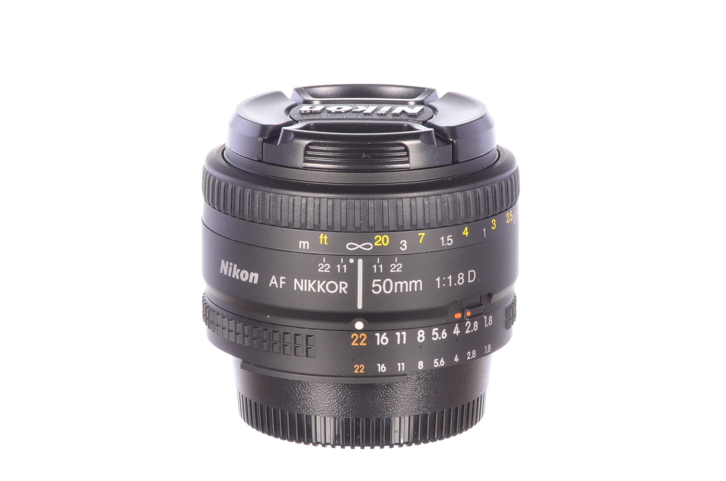 Nikon 50mm f1.8 AF D, stunning!
