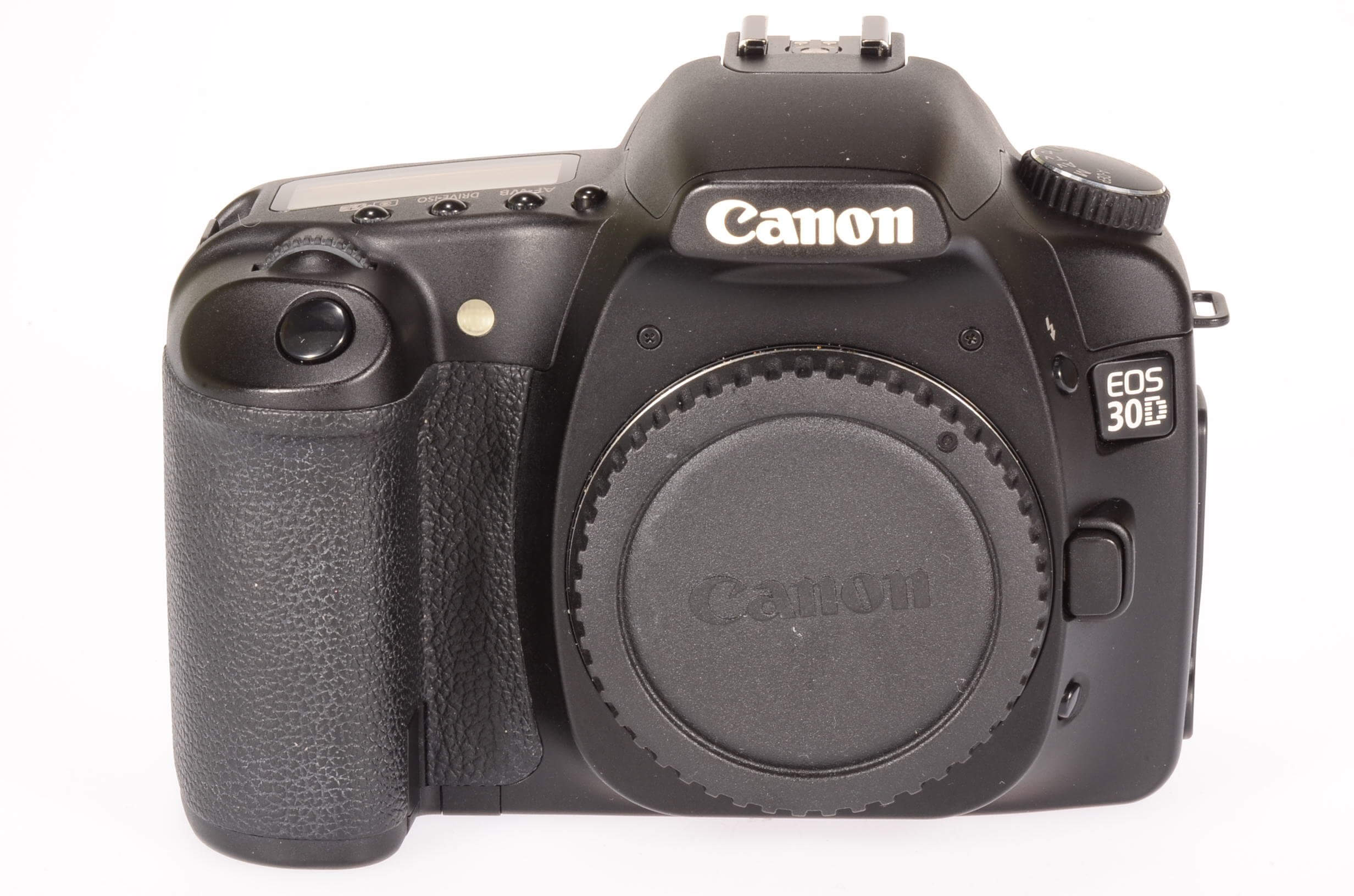 Canon 30D body, low use