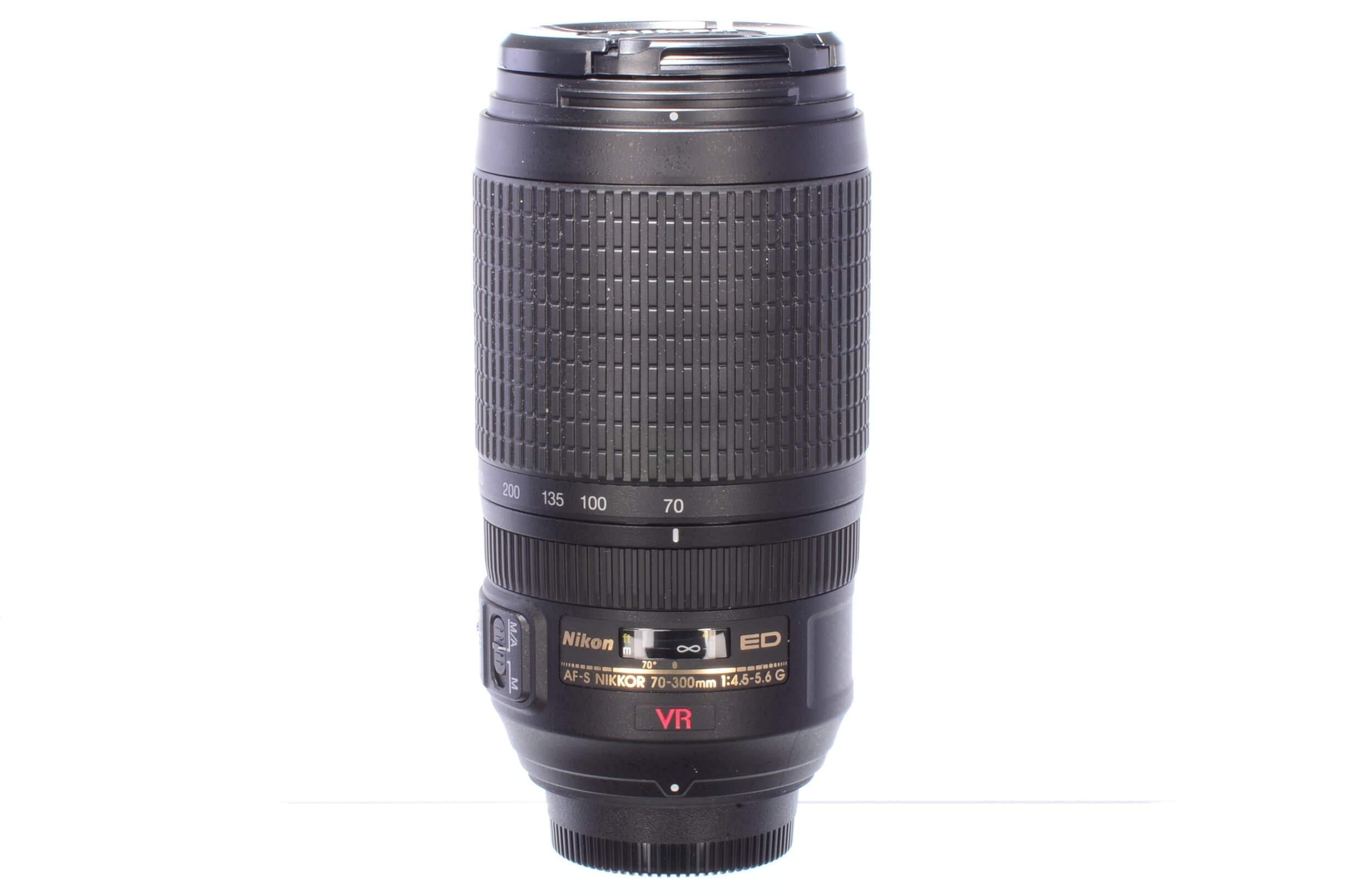 Nikon 70-300mm f4.5-5.6 AF-S G ED VR, MINT!