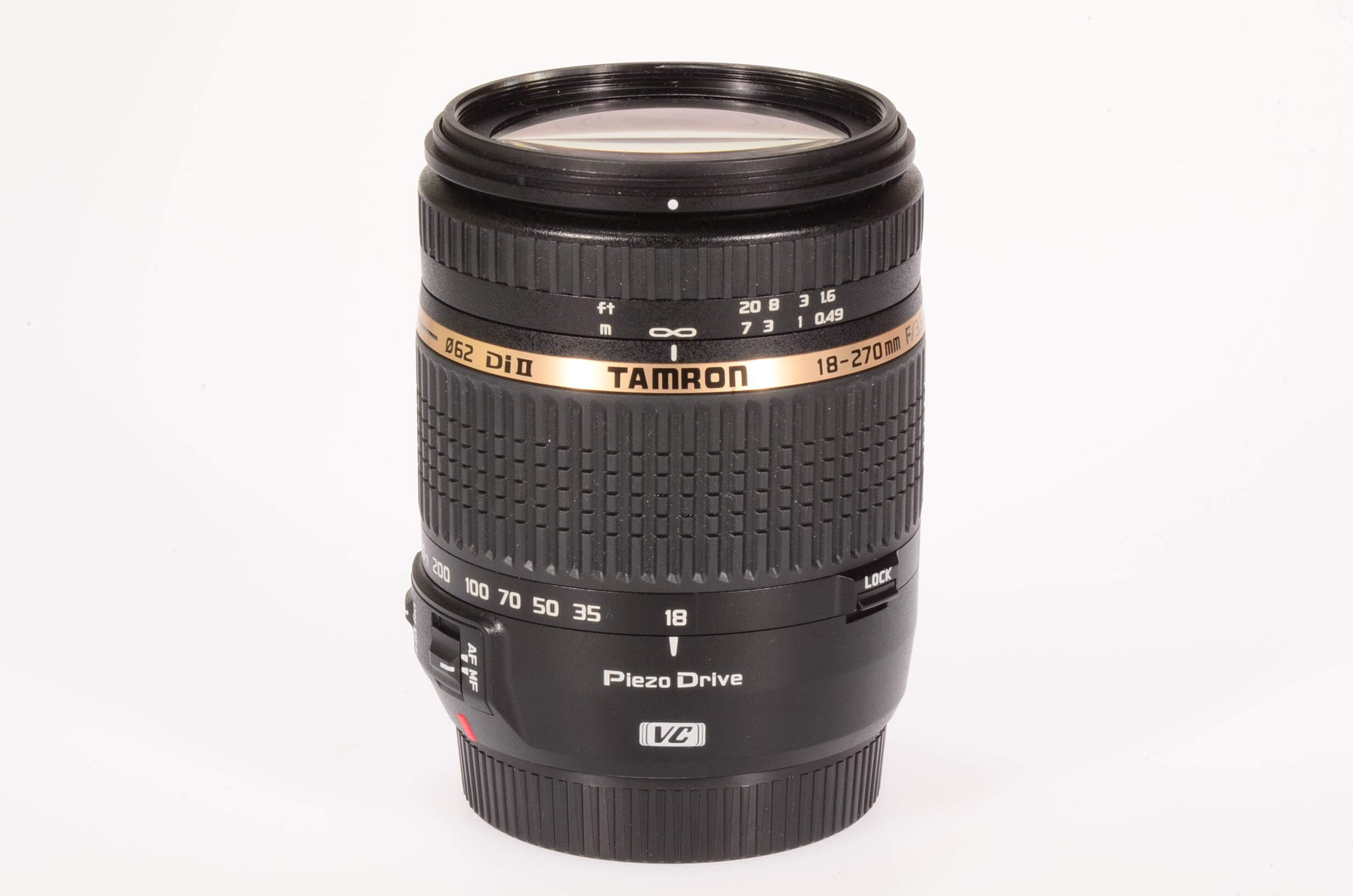 Tamron 18-270mm f3.5-6.3 Di II VC PZD, Canon EOS fitting, totally mint!