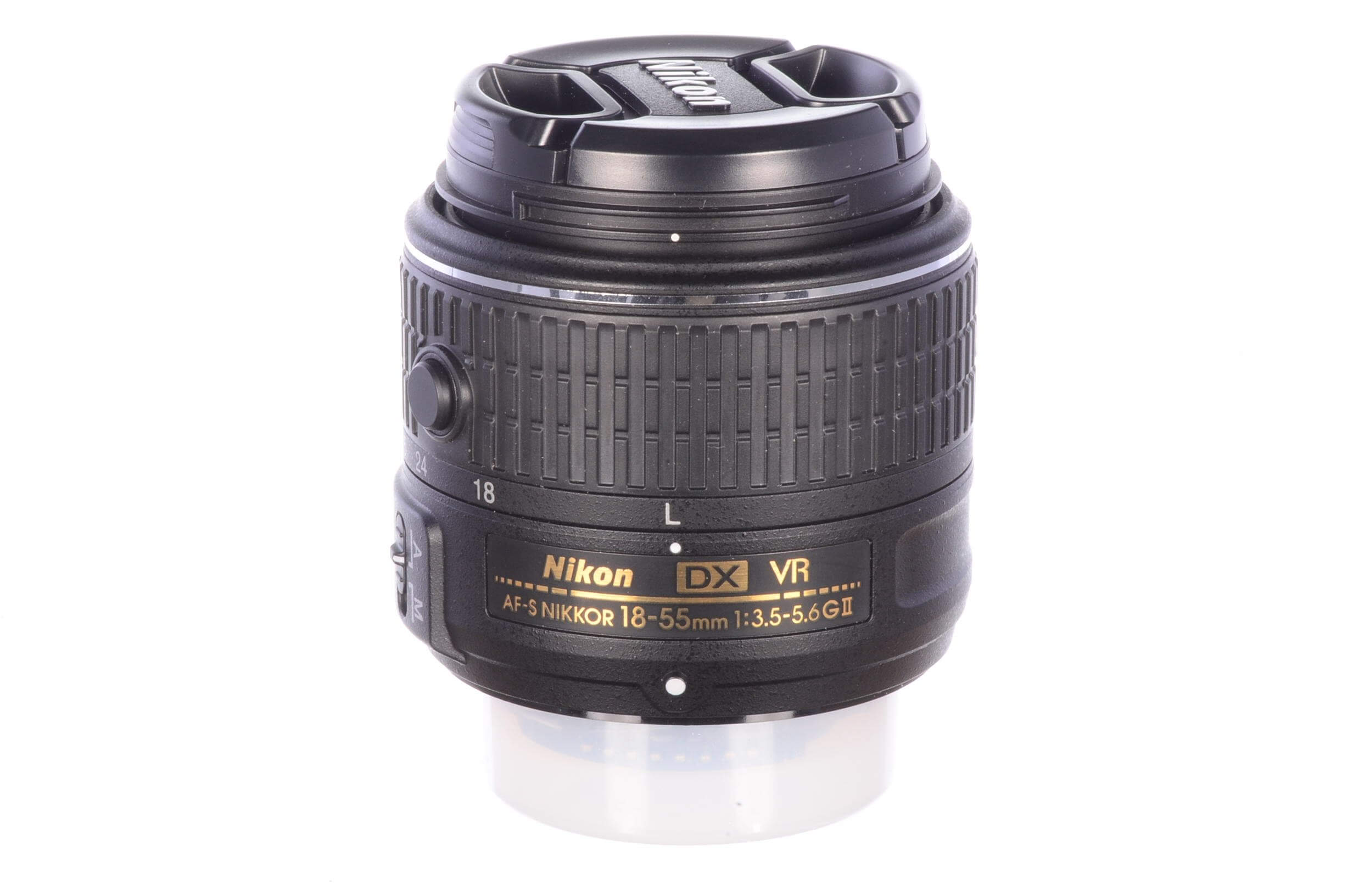 Nikon 18-55mm f3.5-5.6 AF-S DX G VR II, MINT!