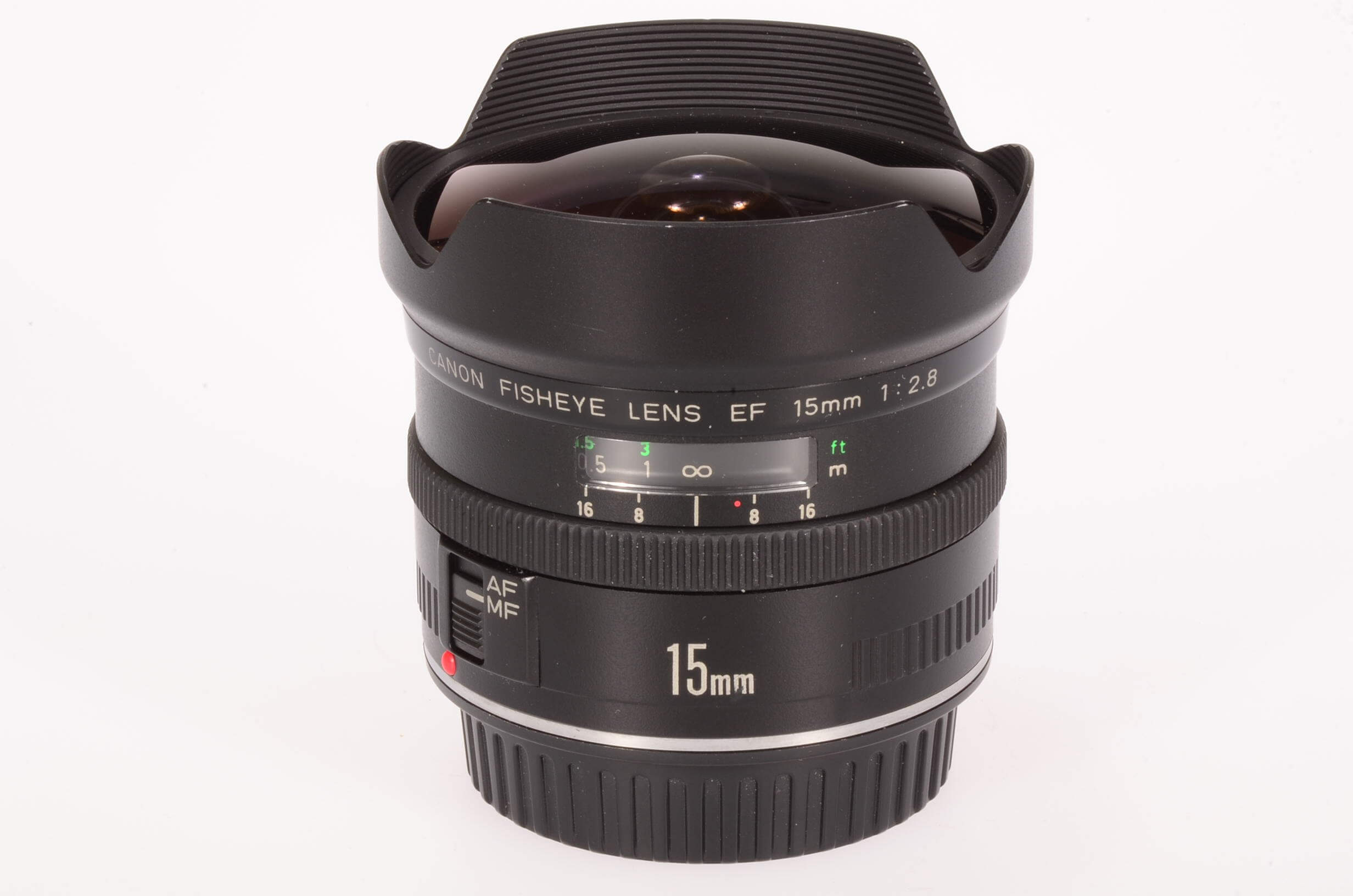 Canon 15mm f2.8 fisheye, gorgeous condition!