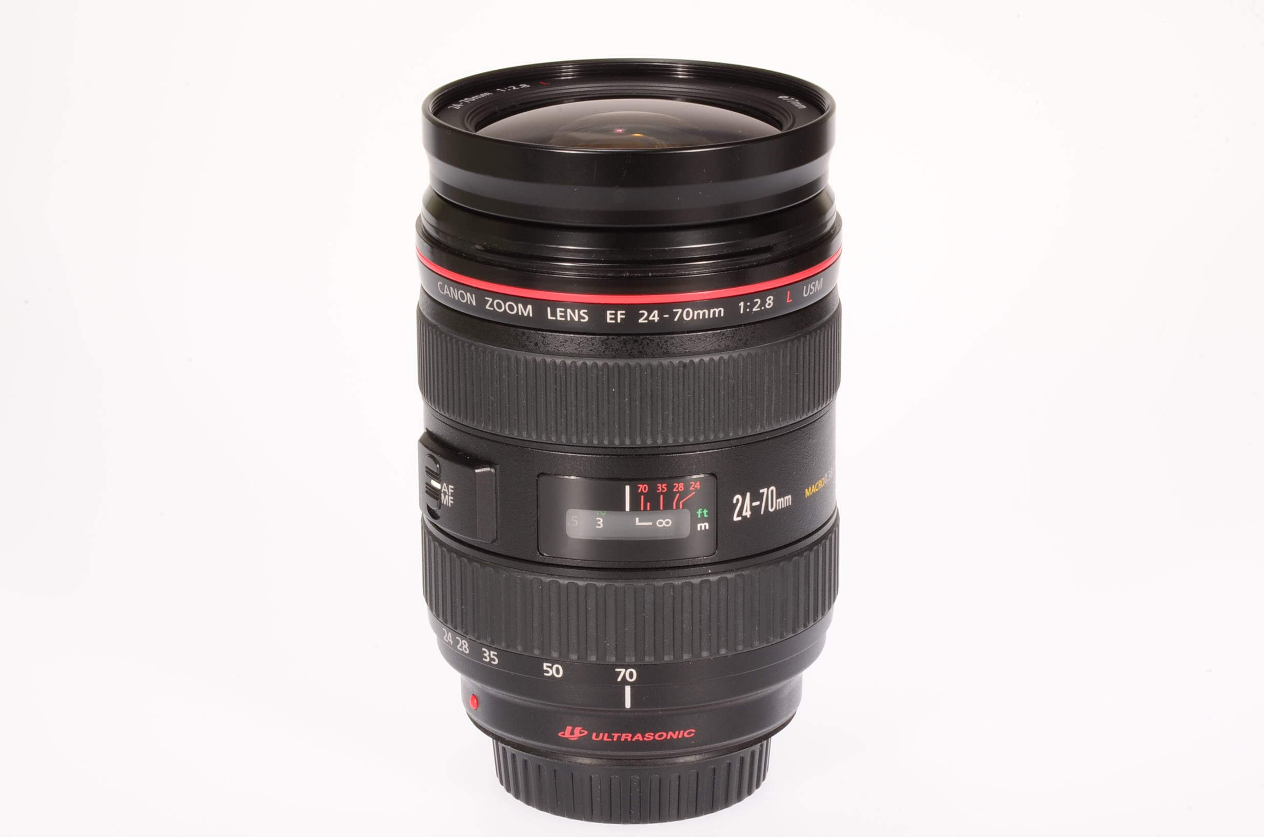 Canon 24-70mm f2.8 USM L, boxed and mint!