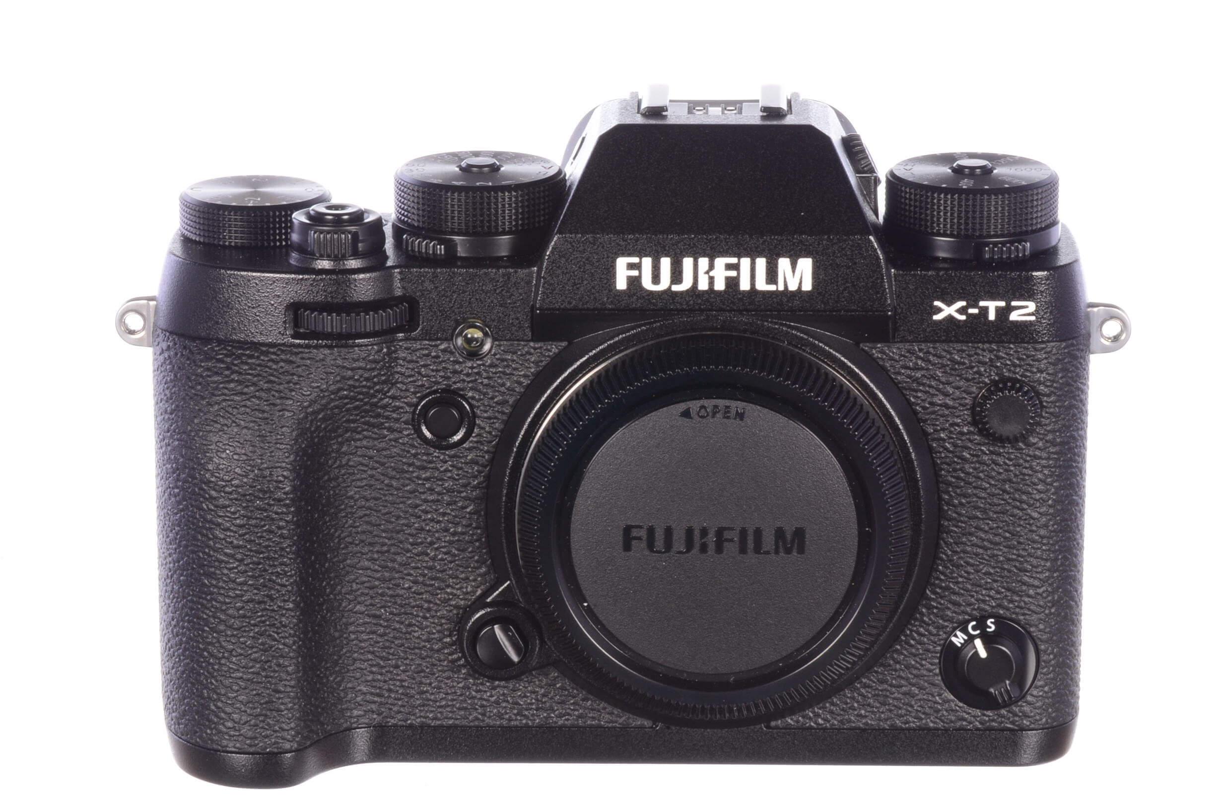 Fuji X-T2 body, MINT!