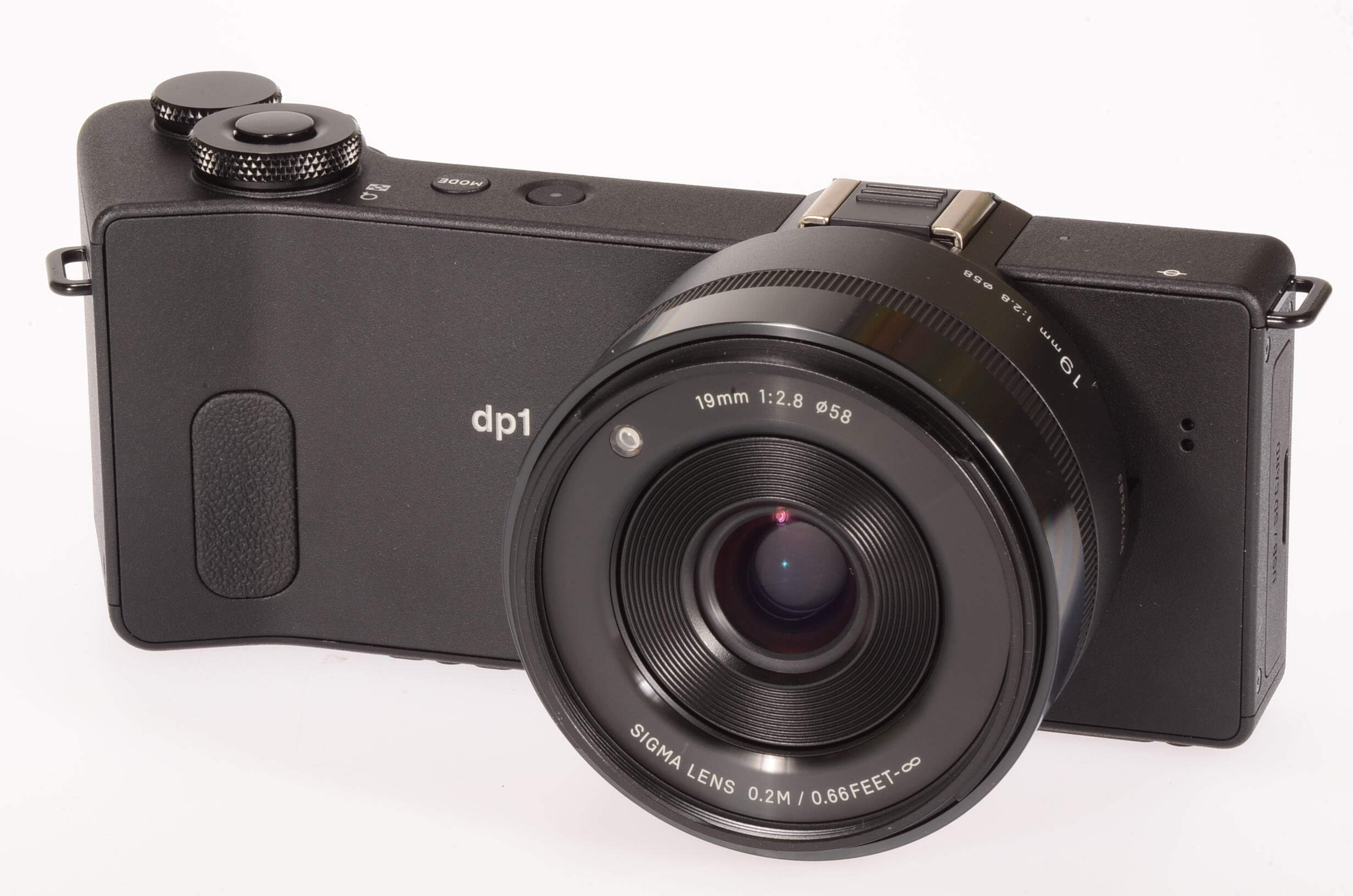 Sigma dp1 Quattro, unwanted competition prize, unused!