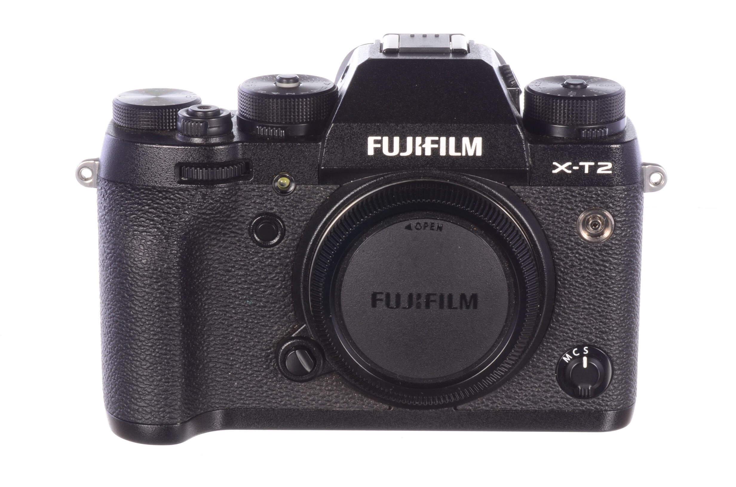 Fuji X-T2 body