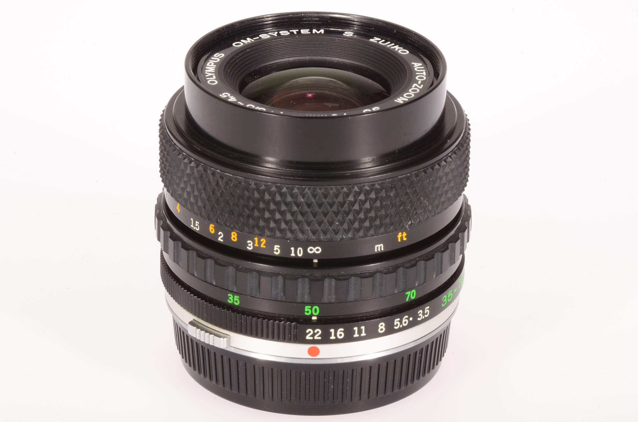 Olympus 35-70mm f3.5-4.5 Zuiko