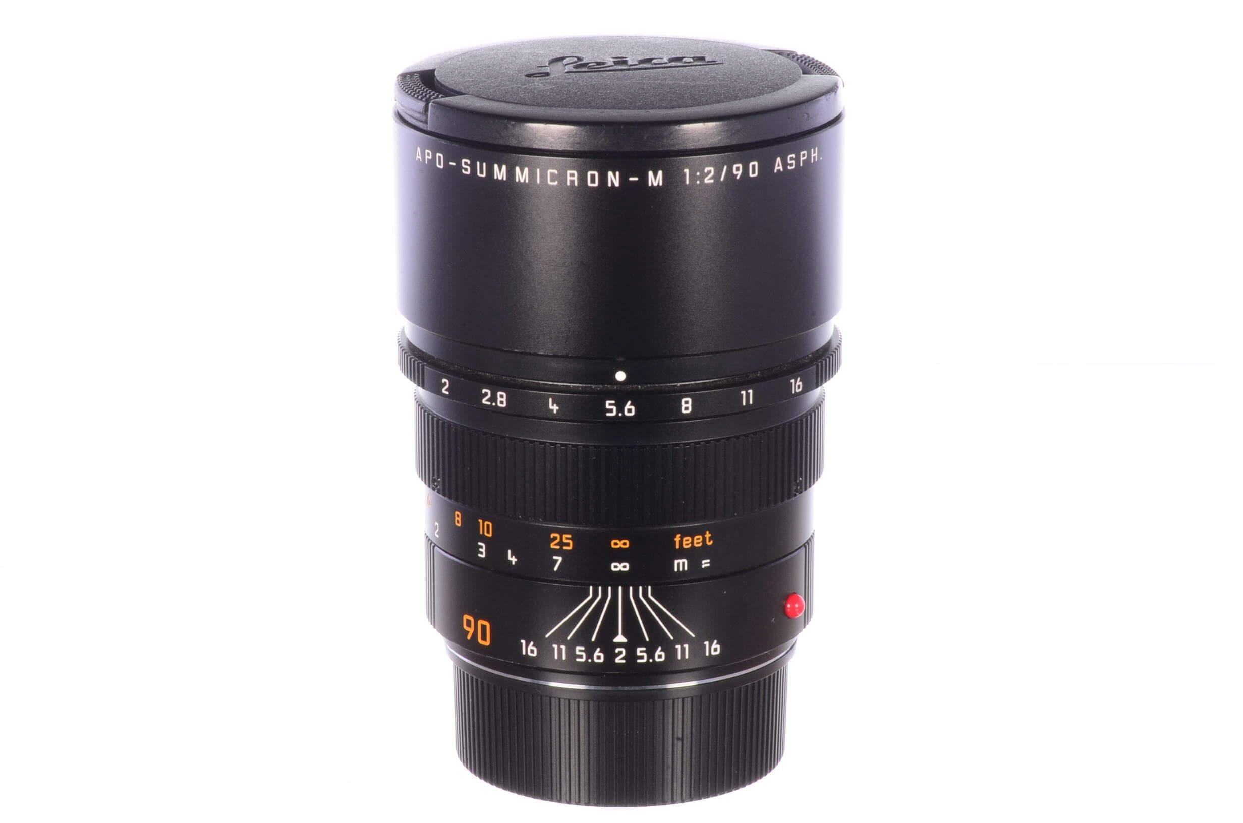Leica 90mm f2 Apo-Summicron M ASPH, 6-bit