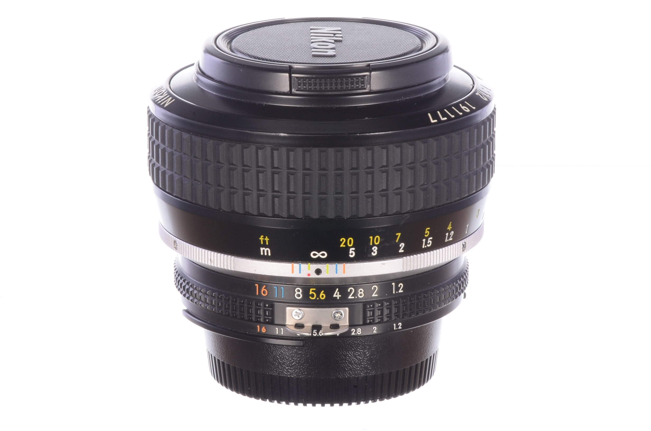 Nikon 58mm f1.2 Noct-Nikkor AIS, almost mint