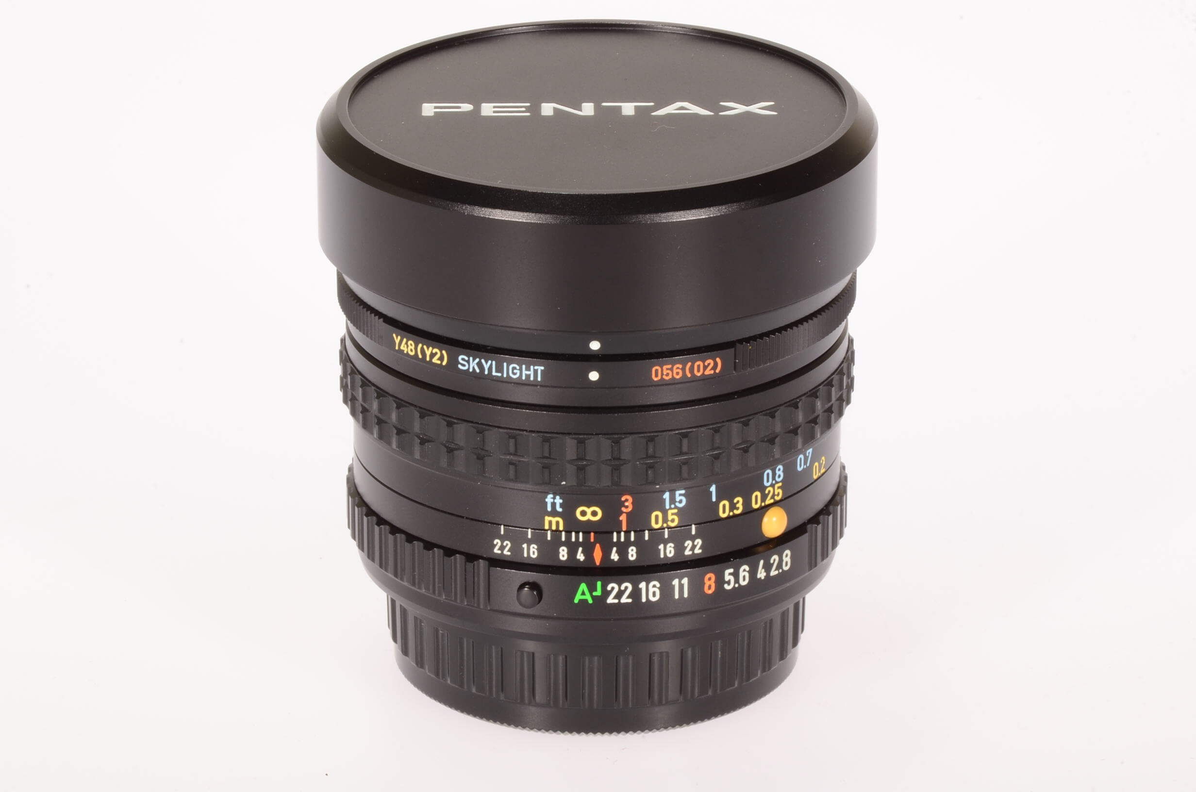 Pentax 16mm f2.8 fish-eye, gorgeous condition!