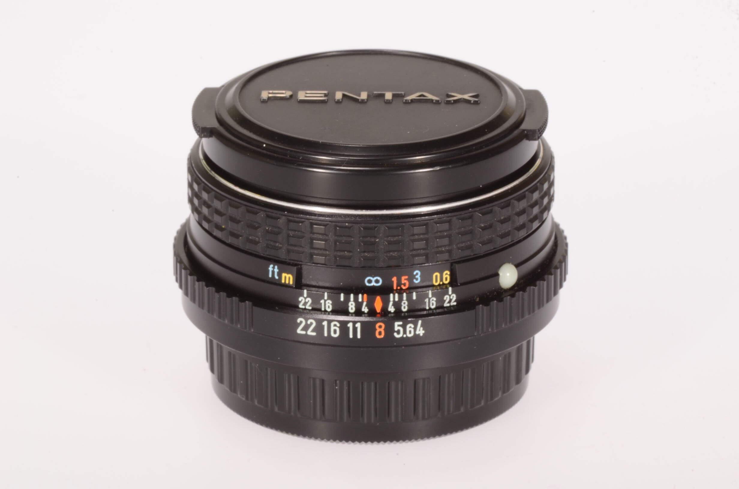 Pentax 20mm f4 lens, excellent condition