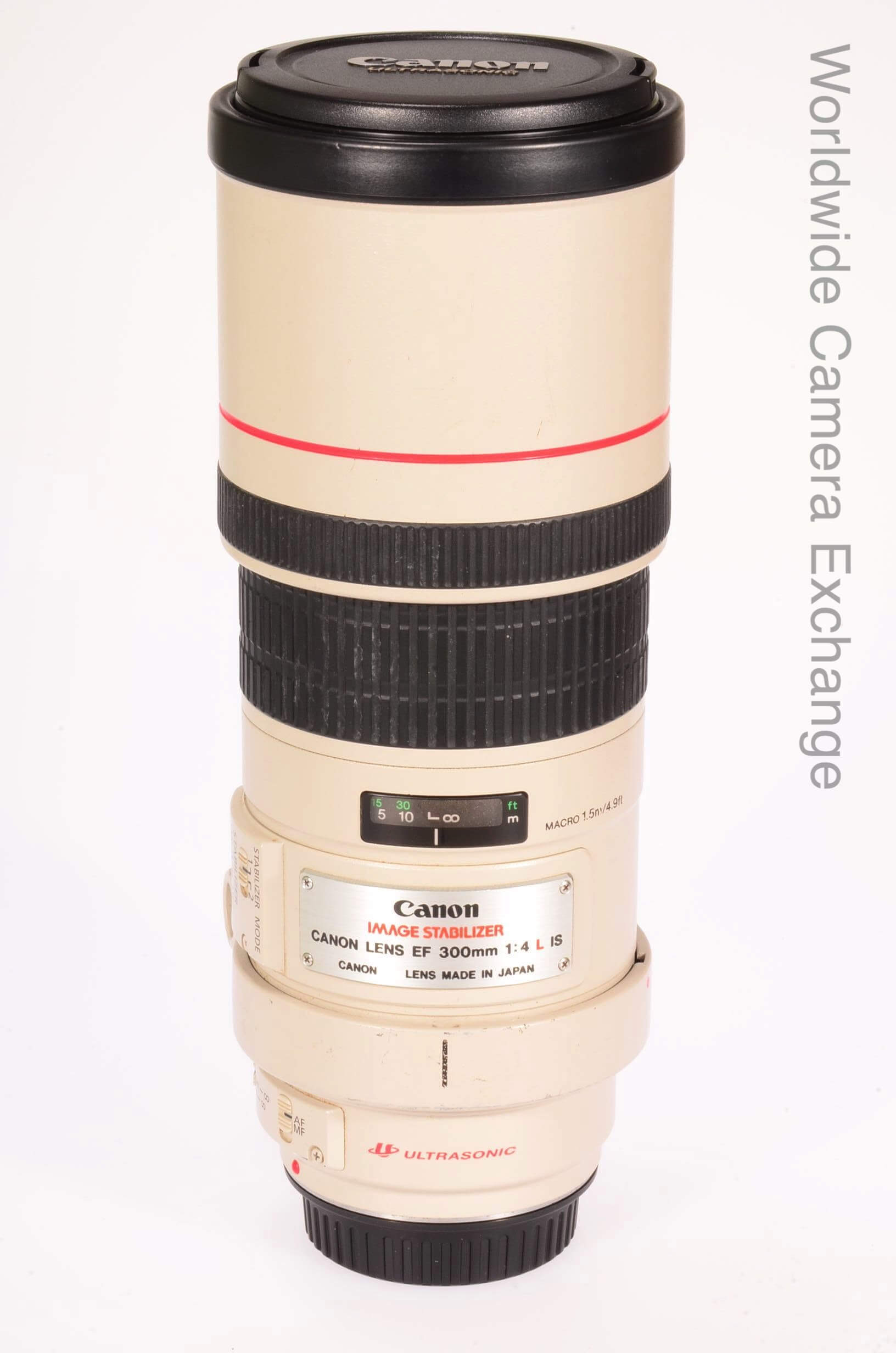 Canon 300mm f4 L IS USM