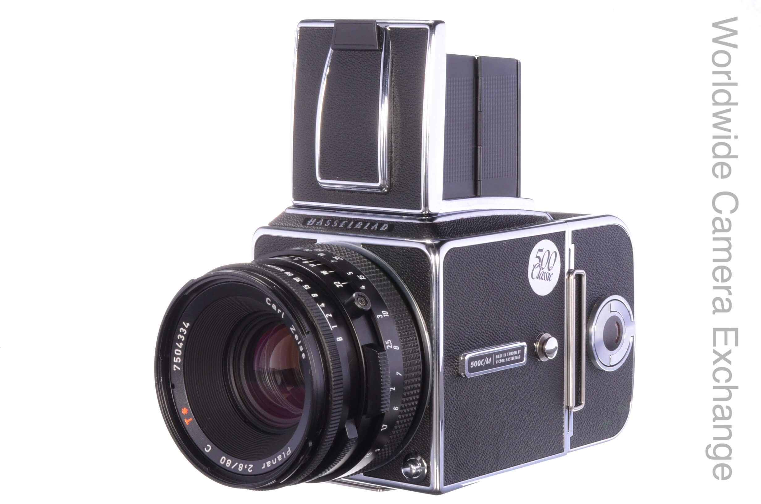Hasselblad 500CM 'Classic' complete, almost mint!