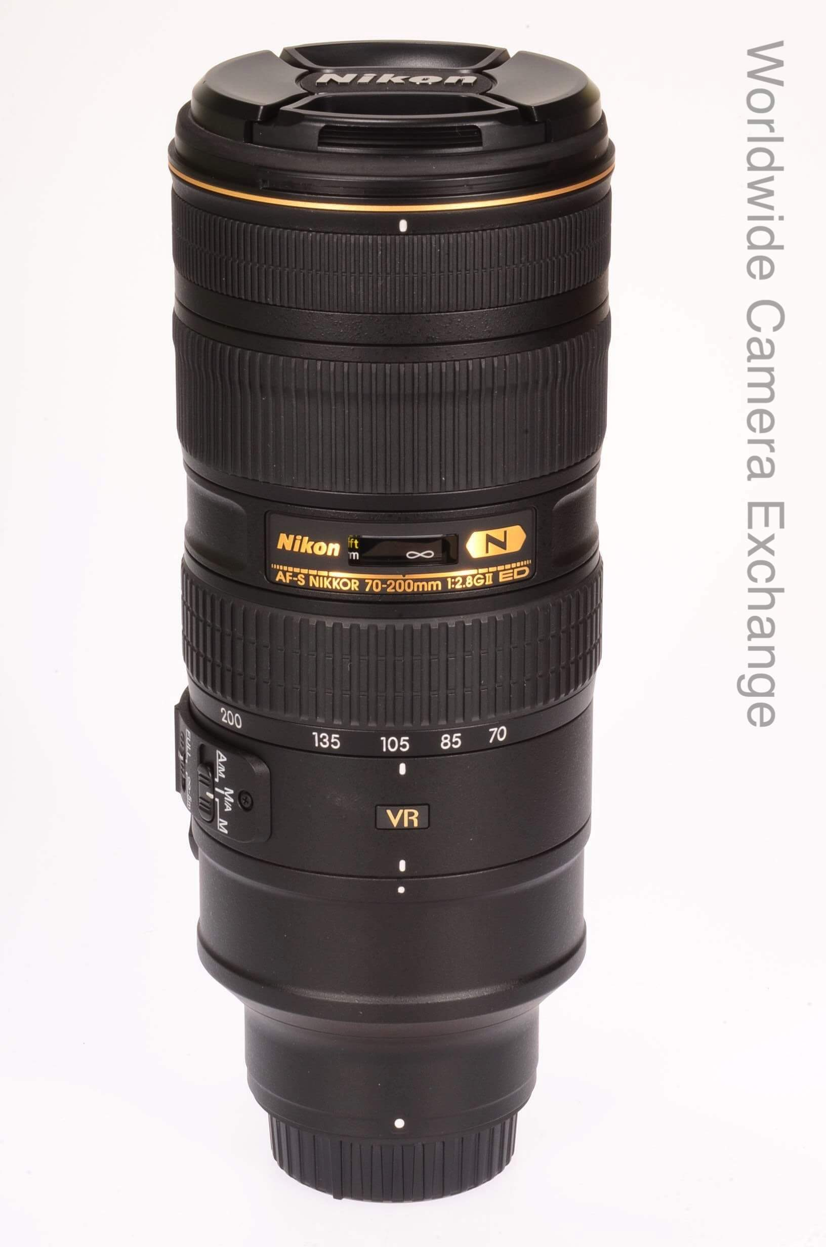 Nikon 70-200 f2.8 AF-S VR II, UK supplied, mint and boxed