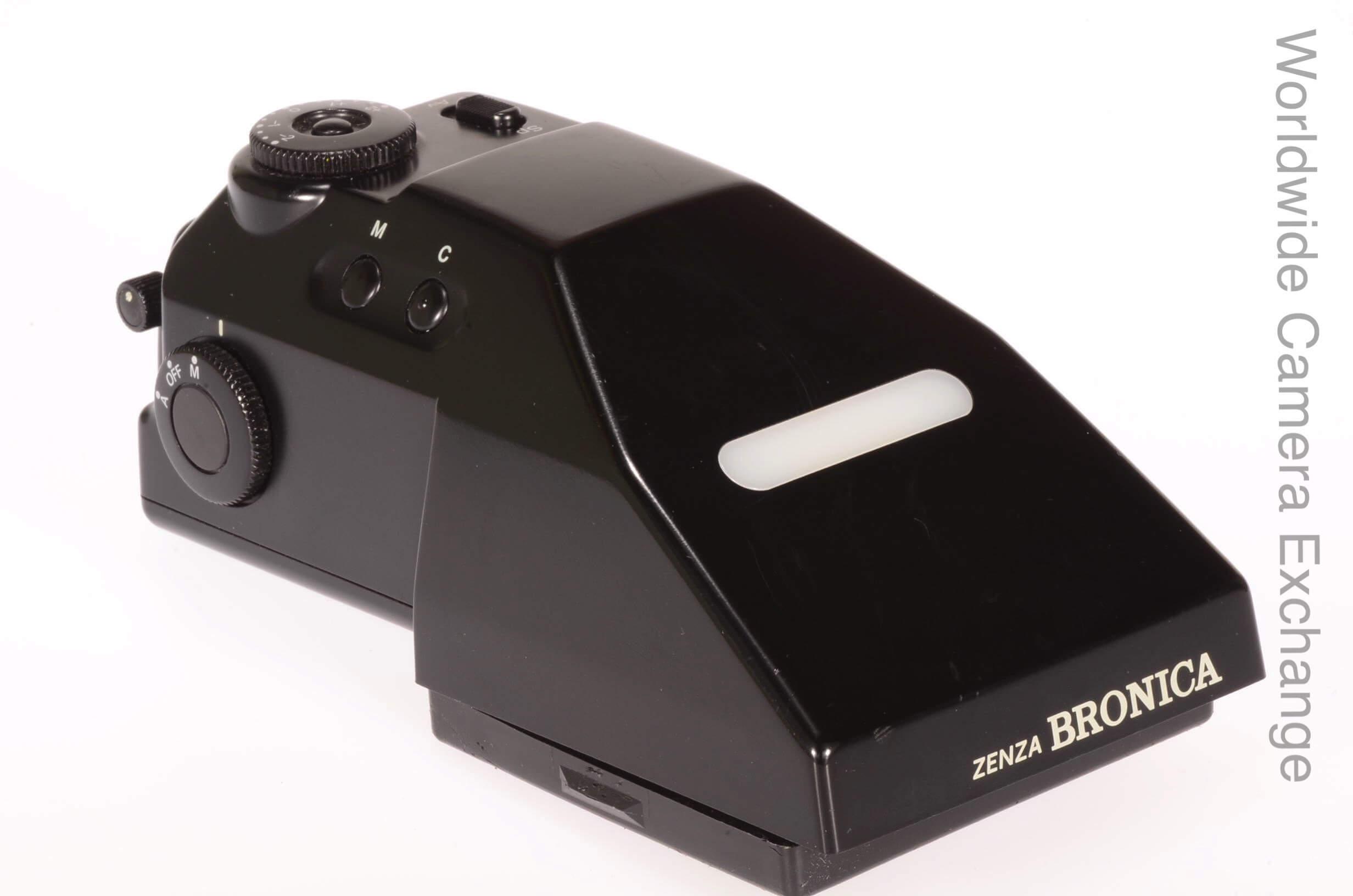 Bronica SQAi AE prism, latest Ai version, boxed